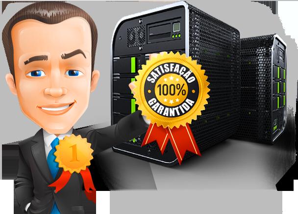 Hospedagem com SSL grátis e recursos dedicados com alto desempenho
