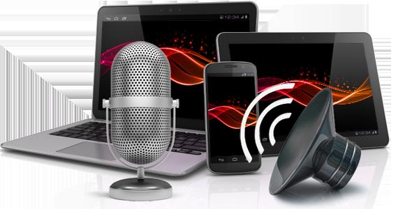 Vantagens streaming para web rádios